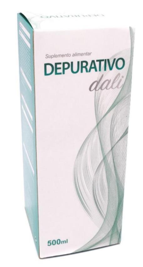drenante depurativo dalipharma